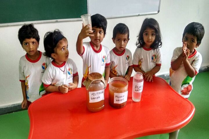 Shloka A Birla School-Pre Primary Actitvity