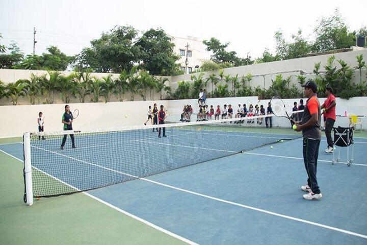 Shloka A Birla School-Sports Day