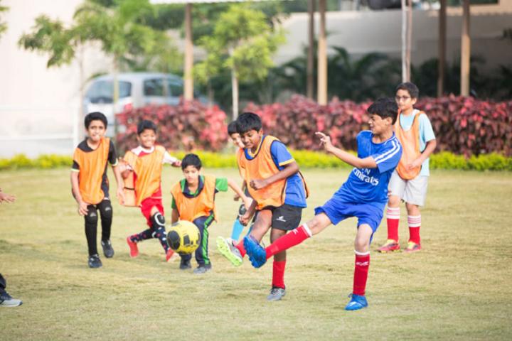 Shloka A Birla School-Sports