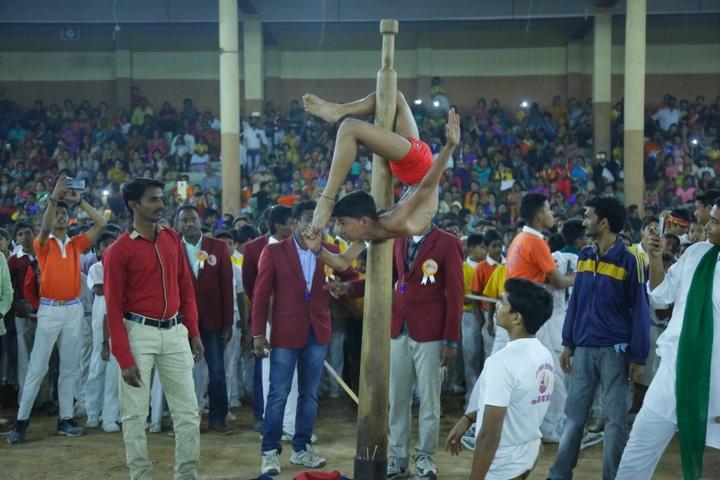 Shri Hanuman Vyayam Shala Public School-Gymnasium