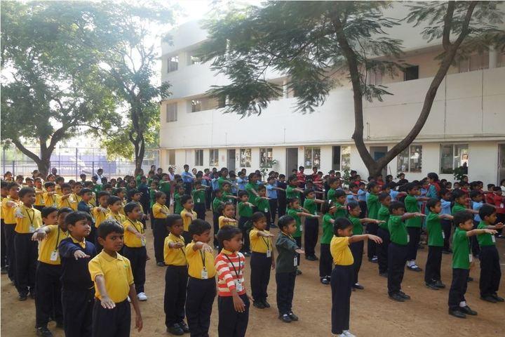 Siddhartha Public School-Assembly