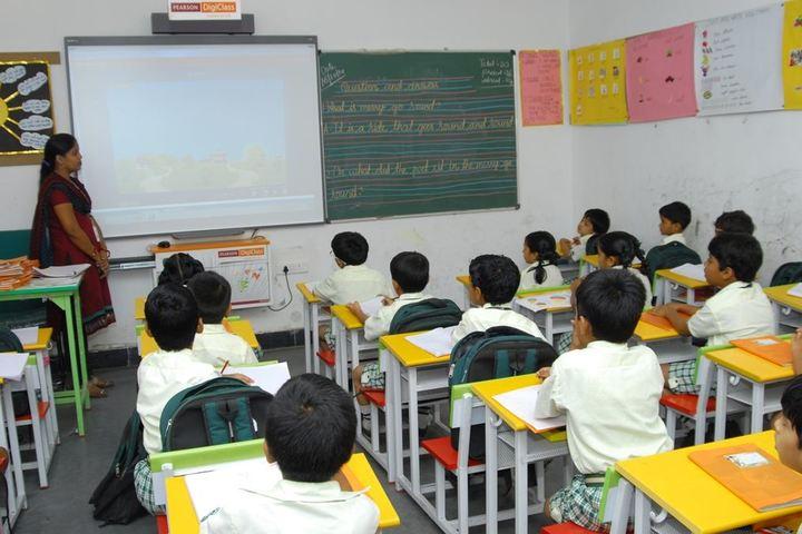 Siddhartha Public School-Classroom