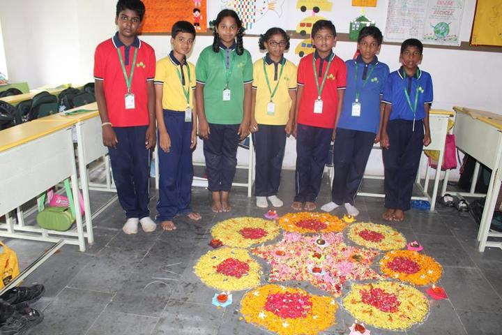Siddhartha Public School-Diwali Celebrations