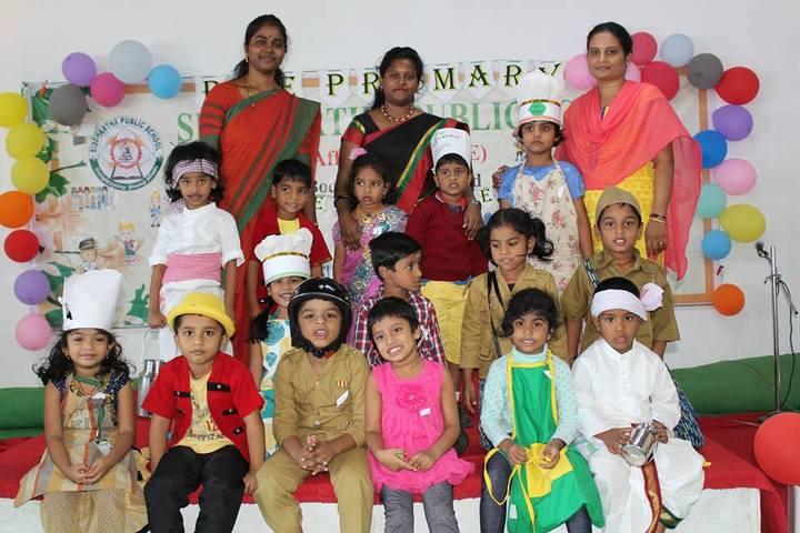 Siddhartha Public School-Fancy Dress Compitition