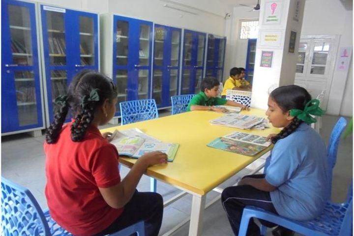 Siddhartha Public School-Library