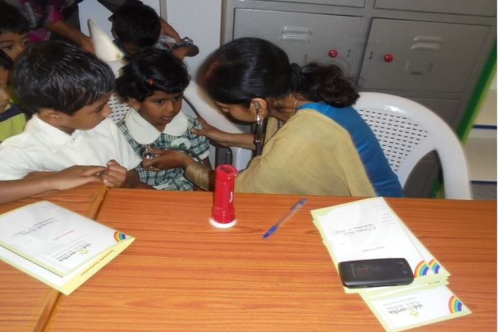 Siddhartha Public School-Medical Checkup