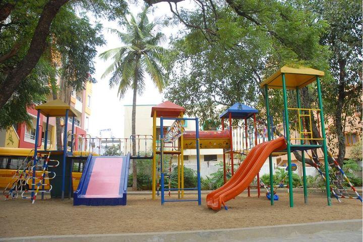Siddhartha Public School-Play Area for Kinder Garten
