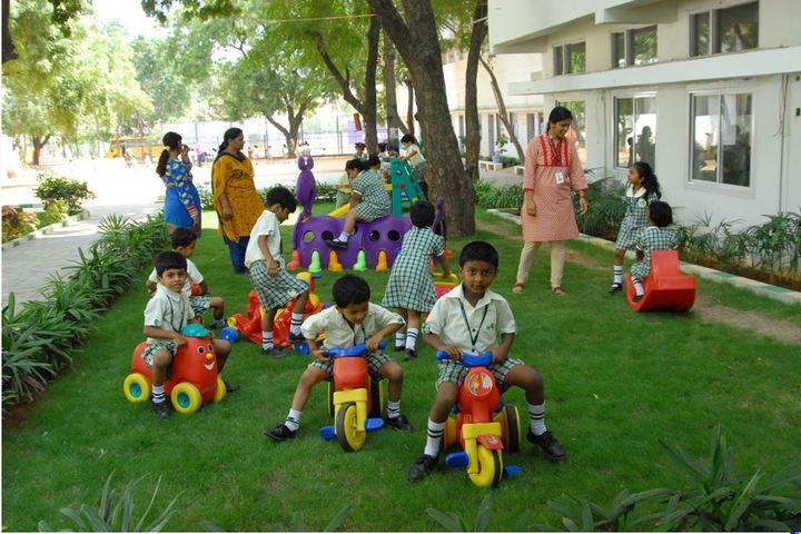 Siddhartha Public School-Play Area
