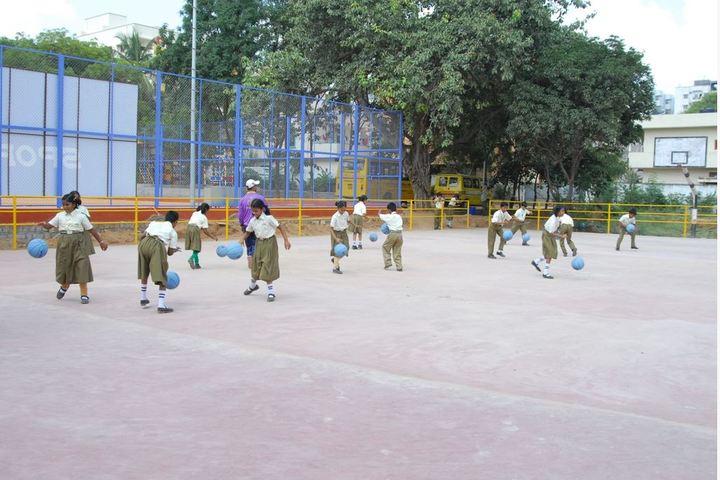 Siddhartha Public School-Play Ground
