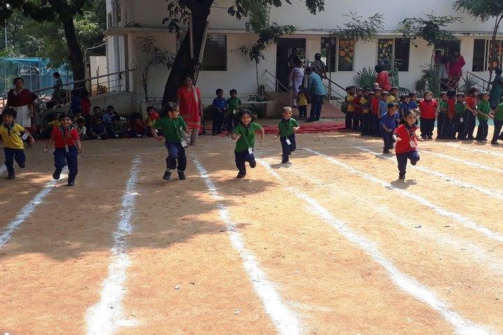 Siddhartha Public School-Sports