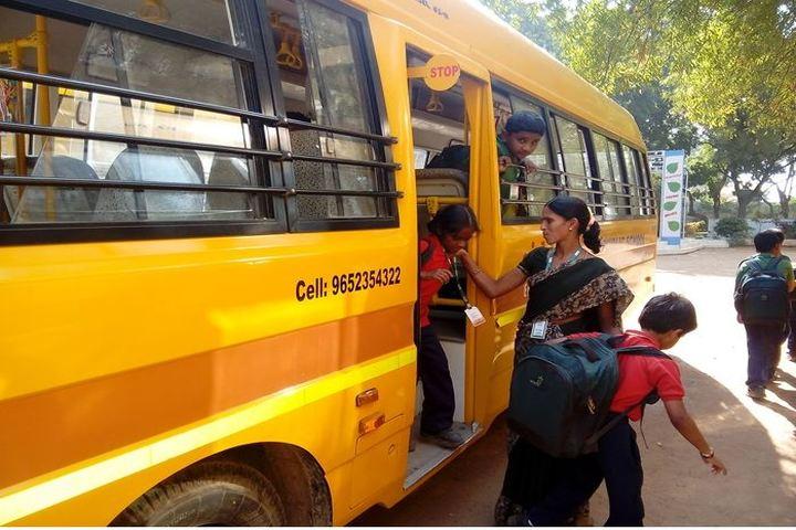 Siddhartha Public School-Transport