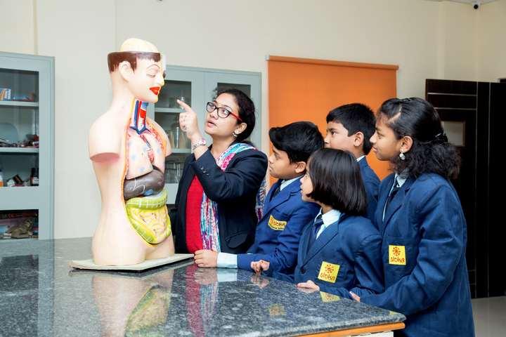 Sloka International School-Biology Lab