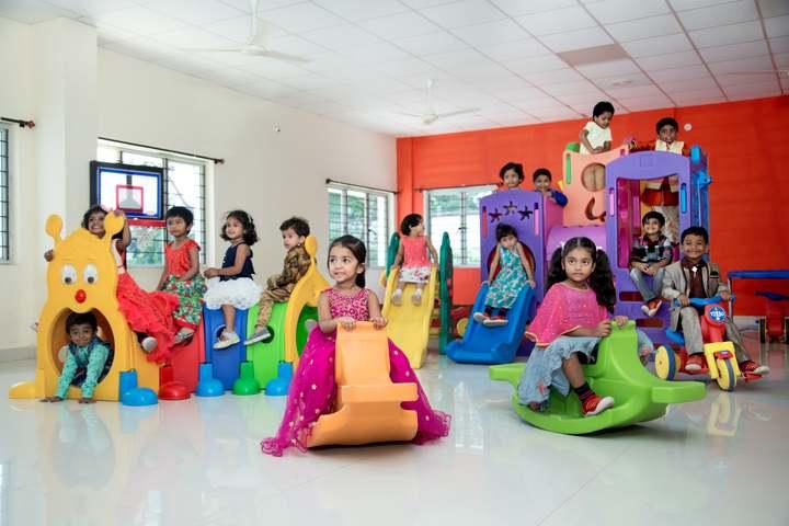 Sloka International School-Play Room
