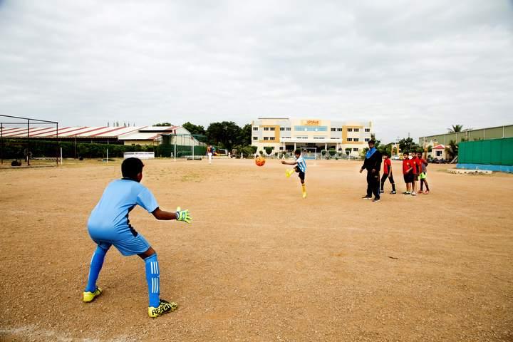 Sloka International School-Sports