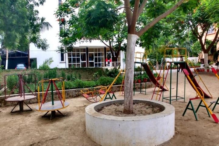 River Valley School-Play Area