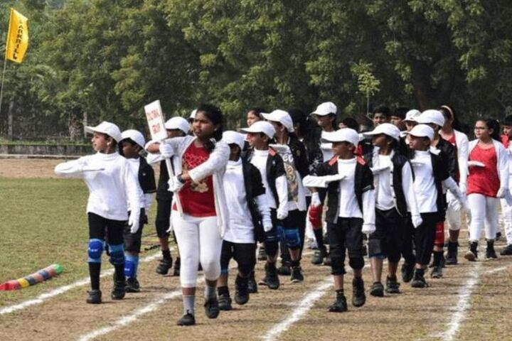 Sparkrill International School-Annual Sports Day