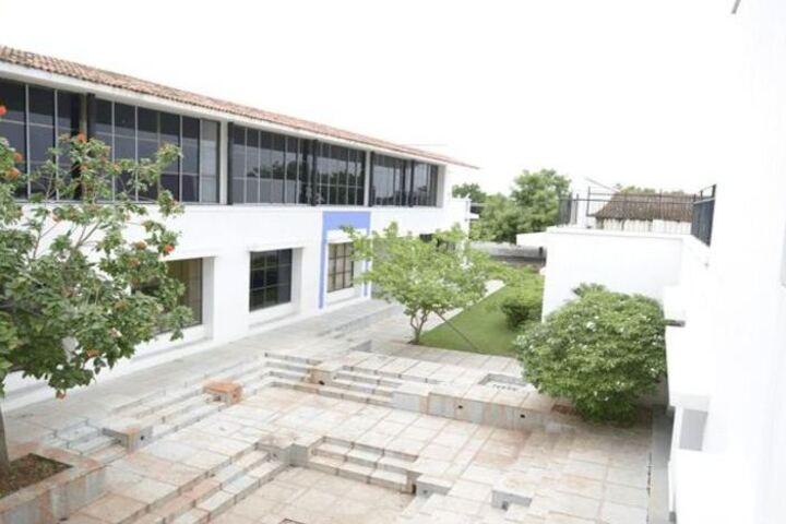 Sparkrill International School-School Building