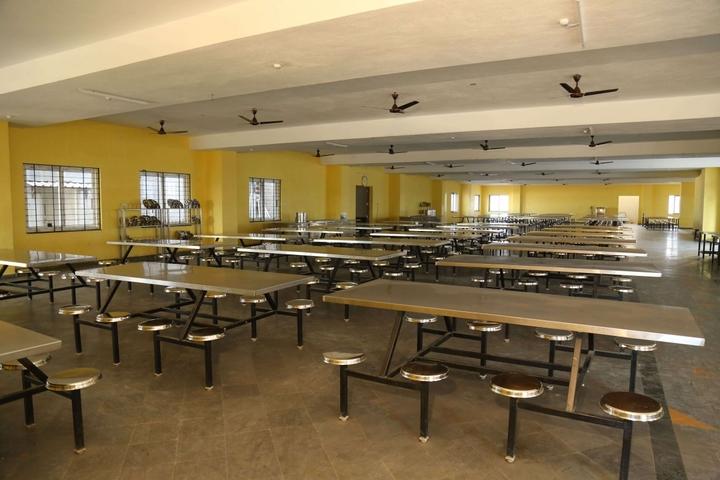 Sr Prime School-Dinning Hall For Hostel Students