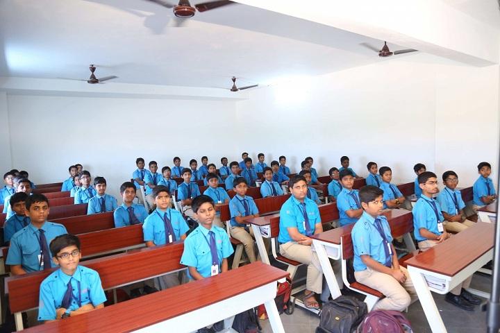 Sr Prime School-Class Room