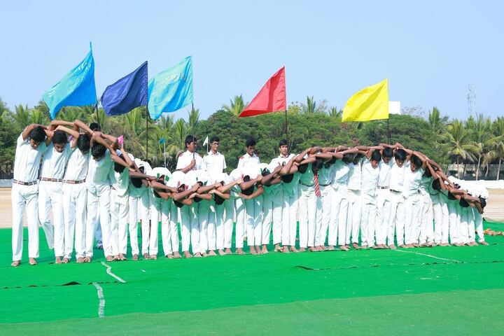 Sree Vidya Peeth-Sport Activity