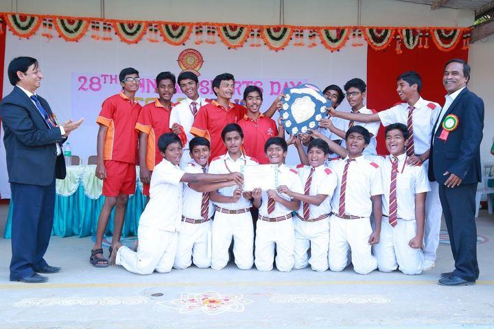 Sree Vidya Peeth-Annual Sports Day