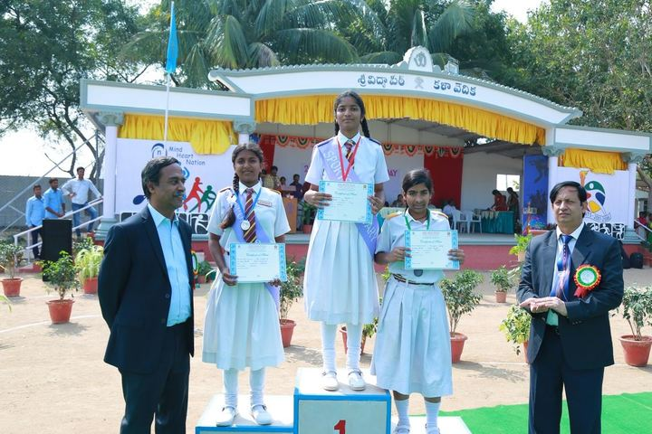 Sree Vidya Peeth-Prize Distribution