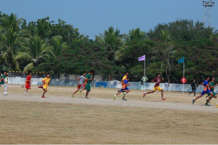 Sree Vidya Peeth-Sports