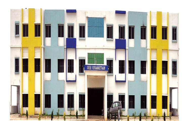 Sree Vidyanikethan High School-School Building