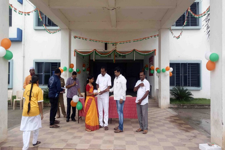 Sree Vidyanikethan High School-Events Independance Day Programme