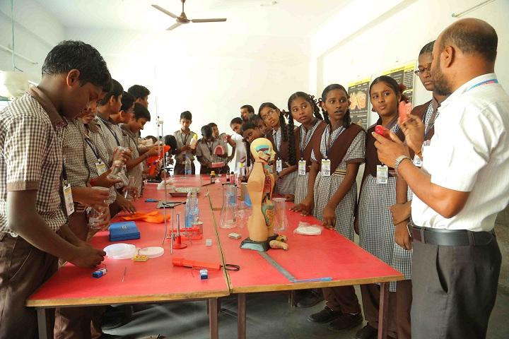 Sree Vidyanikethan High School-Laboratory Biology