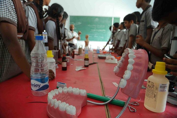 Sree Vidyanikethan High School-Laboratory Chemistry