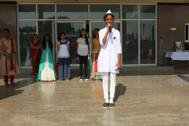 Sri Vamshidhar High School-Childrens Day Celebrations