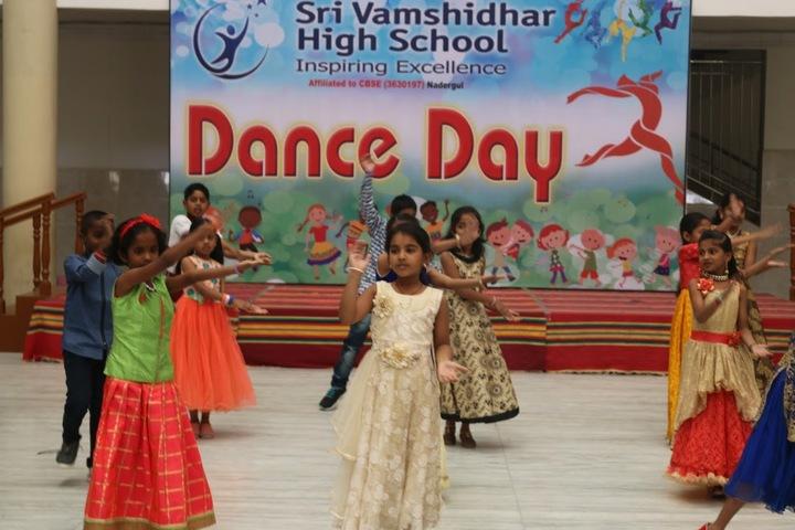 Sri Vamshidhar High School-Dance