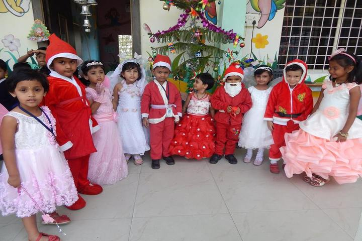 Ssr Discovery Academy-Chritmas Celebrations