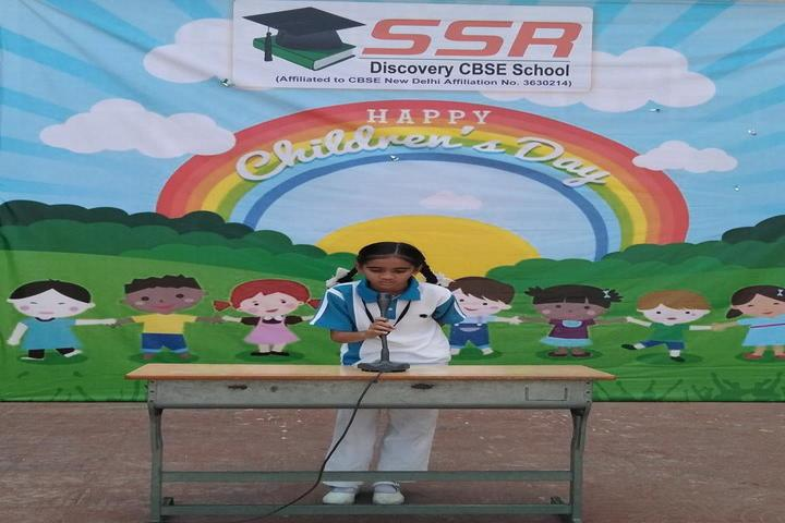 Ssr Discovery Academy-Reciation compitition