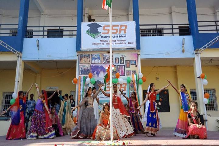 Ssr Discovery Academy-Republic Day Celebrations