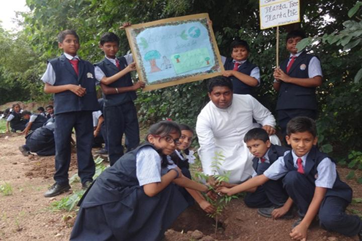 St Claret School-Plant a Tree