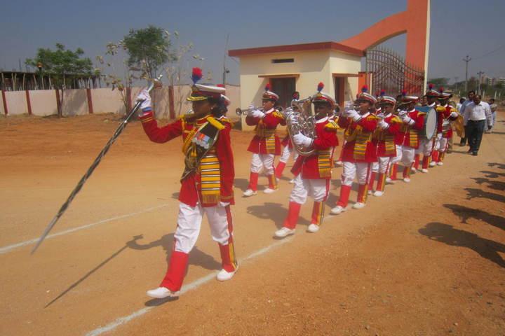 St Elizabeth Convent E M  High School-Sports Meet
