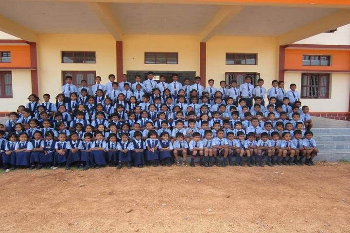 St Elizabeth Convent E M High School-Students