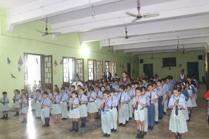 Rose Public School-Prayer Hall