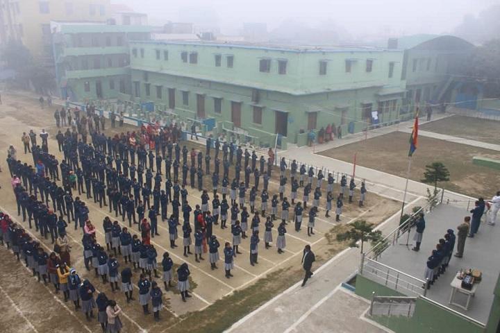 Rose Public School-Campus View