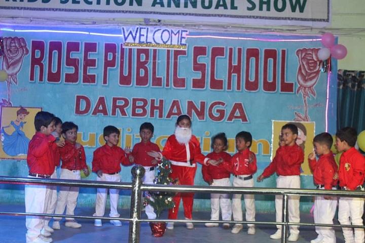 Rose Public School-Christmas Celebrations
