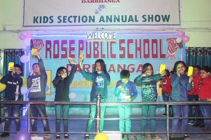 Rose Public School-Dances