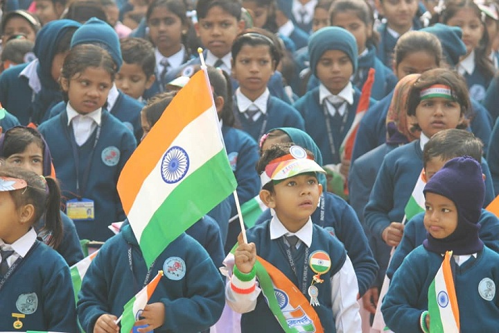 Rose Public School-Independence Day Celebrations