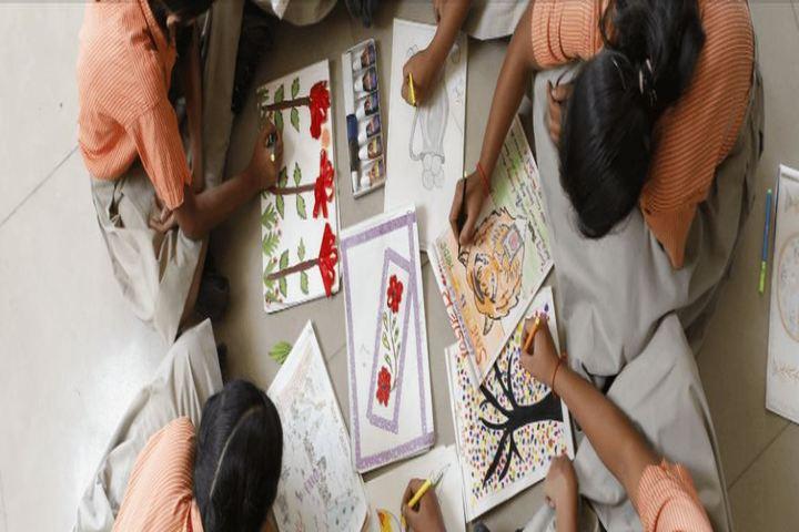 St Peter S High School-Art