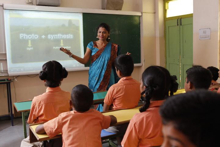 St Peter S High School-Digital Class Room