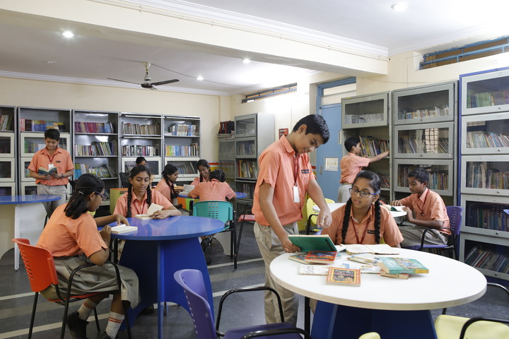 St Peter S High School-Library