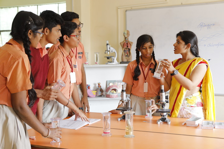St Peter S High School-Science Lab