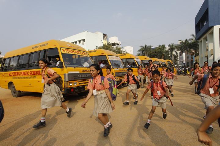St Peter S High School-Transport