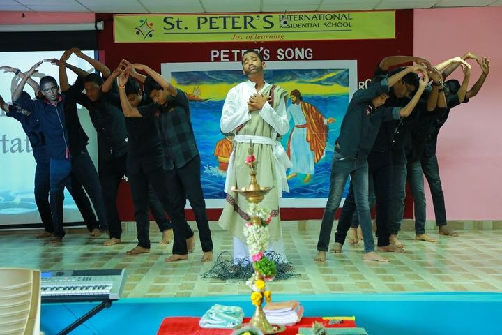 St Peters High School-Activity